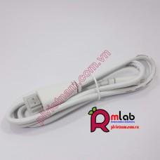 Cable chuyển microHDMI - HDMI chính hãng dành cho Raspberry Pi 4