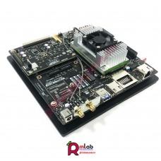 NVIDIA Jetson TX2 Developer Kit, AI Supercomputer-on-a-module