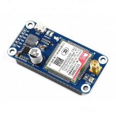 SIM7000C NB-IOT / eMTC / EDGE / GPRS / GNSS  HAT cho Raspberry Pi