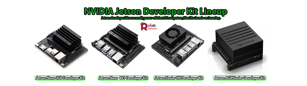 NVIDIA Jetson Developer Kit Series