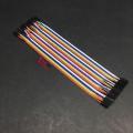 Cable 2xFemale 20cm (40 dây cái - cái)