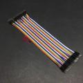 Cable 2xMale 20cm (40 dây đực - đực)