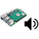 Bộ Raspberry Pi - Audio