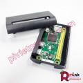 Vỏ hộp nhựa màu đen dành cho Raspberry Pi Zero (SP40)