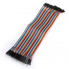 Cable FeMale-Male 20cm (40 dây đực - cái)