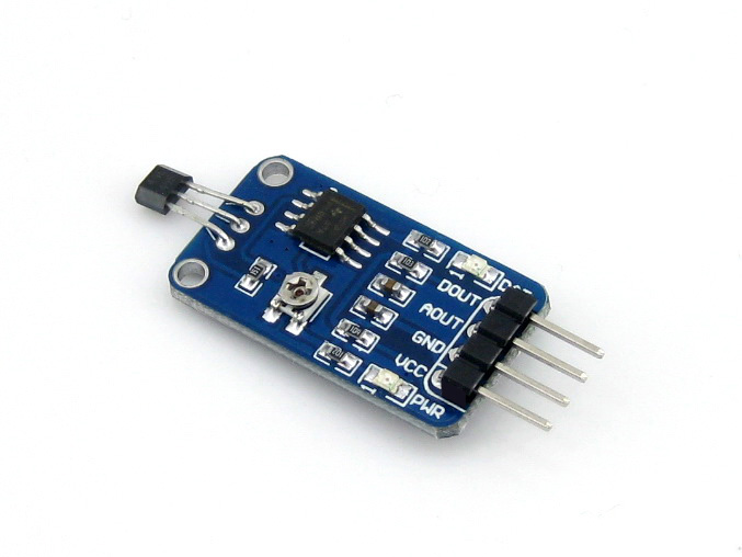 Hướng dẫn sử dụng module Sensor